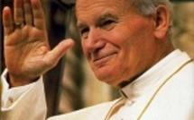 Jean-Paul II, l'amour de l'homme, le courage de la foi