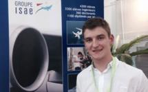 Etudiants en école d'ingénieurs aéronautique