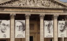 Quatre résistants au Panthéon : portraits républicains