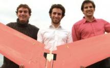 Airinov : des jeunes pros mettent l'innovation des drones au service de l'agriculture