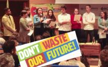 Une charte européenne des jeunes contre le gaspillage alimentaire
