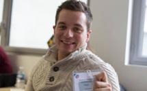 """Amaury, étudiant à l'ESDES : """"Je veux participer au nouvel élan de l'économie sociale"""""""