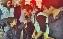 Un jeune logisticien humanitaire en mission en Grèce auprès des migrants