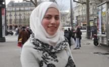 """Lujain, 24 ans, réfugiée syrienne : """"Je n'ai pas d'autre choix que de réussir"""""""