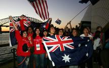 Les Journées mondiales de la Jeunesse à Sydney